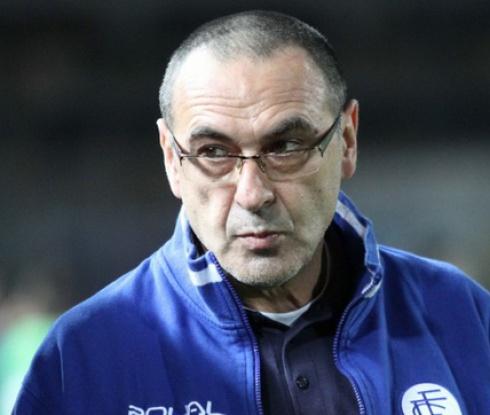 Официално: Сари е новият треньор на Наполи