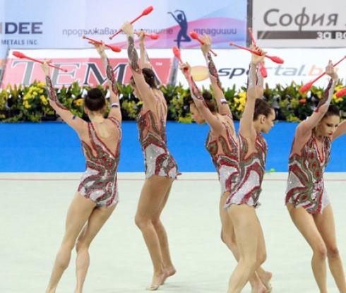 Ансамбълът зае 5 място в многобоя в Баку