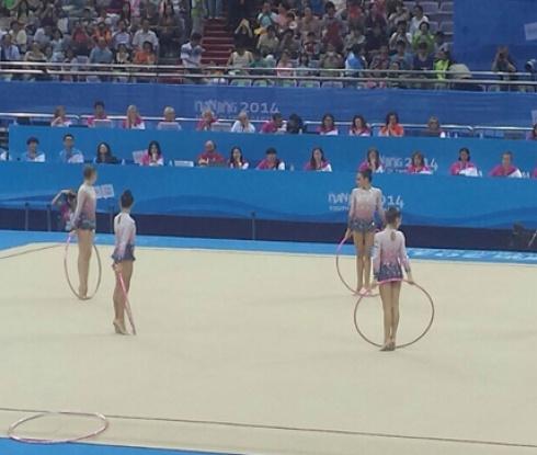 Невяна Владинова се класира на финала на бухалки в Баку
