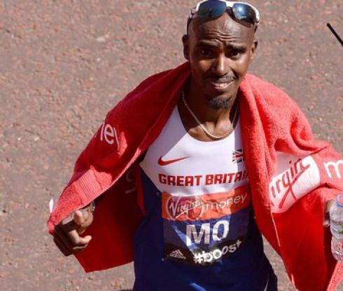 Мо Фара: Никога не съм взимал допинг