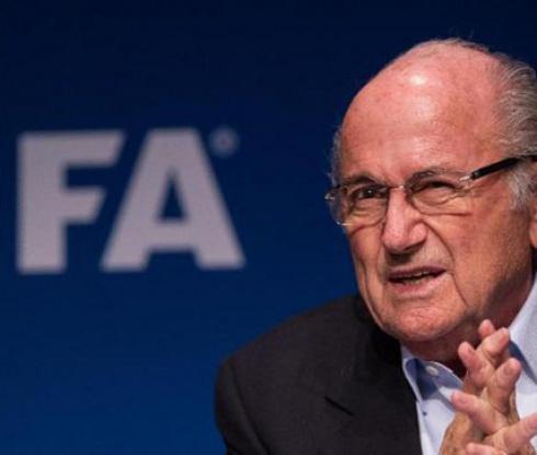 ФИФА: Блатер не е подавал оставка