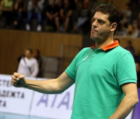 Константинов: Целта ни е да спечелим групата