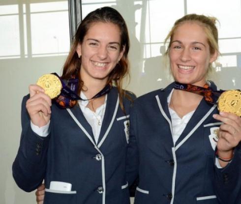Сестри Стоеви започват от втори кръг на Световното