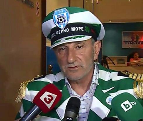 Никола Спасов стана почетен гражданин на Варна
