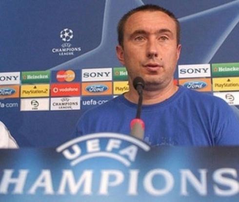 Мъри Стоилов: Безплатно е да мечтая пак да чуя химна на Шампионската лига