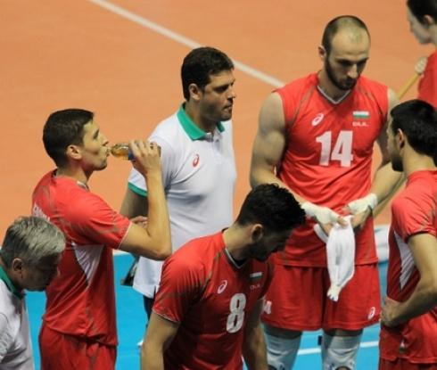 Константинов: Постижимо е да се класираме на 1/2-финалите