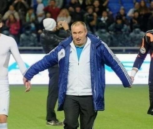 Левски поздрави Мъри за успеха на Астана