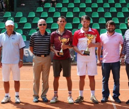 Тихомир Грозданов стана шампион на Държавното първенство по тенис