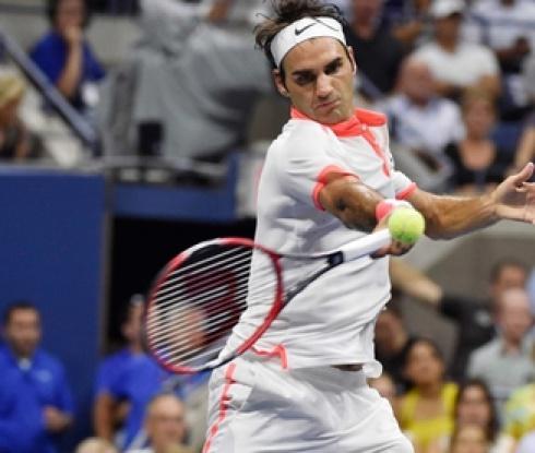 Федерер и Вавринка един срещу друг на 1/2-финал