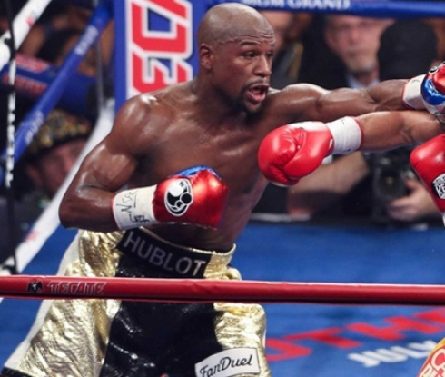 Мейуедър стана почетен шампион на WBC