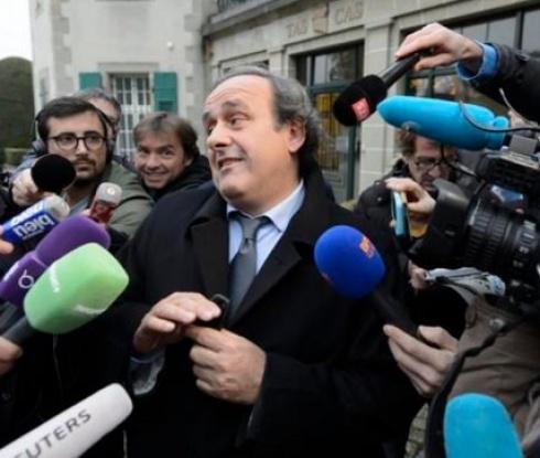 Платини: Нямам доверие на дисциплинарните органи на ФИФА