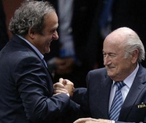 Етичната комисия на ФИФА иска по-големи наказания за Блатер и Платини