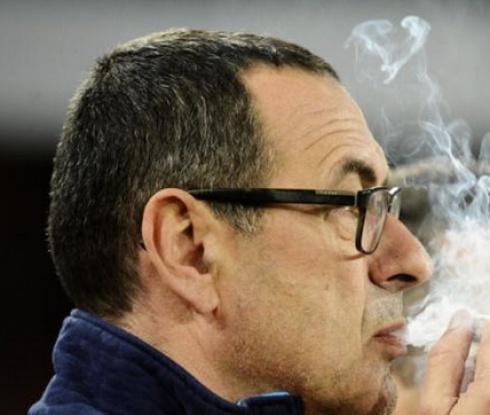 Сари отнесе два мача наказание заради хомофобски обиди към Манчини