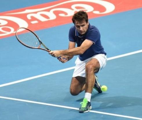 Фабрис Санторо: Добре е за тениса, че идва на нови места