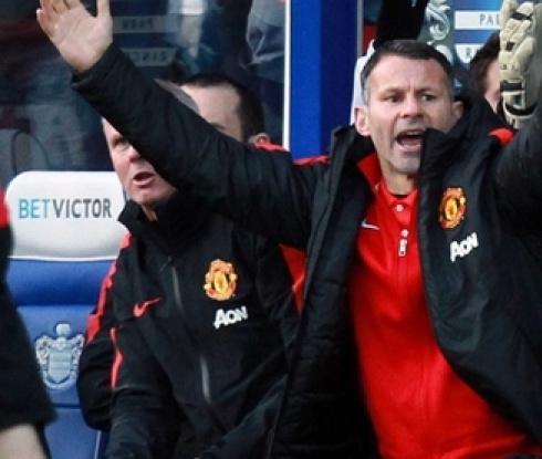 NBC: Райън Гигс поема Юнайтед след края на сезона