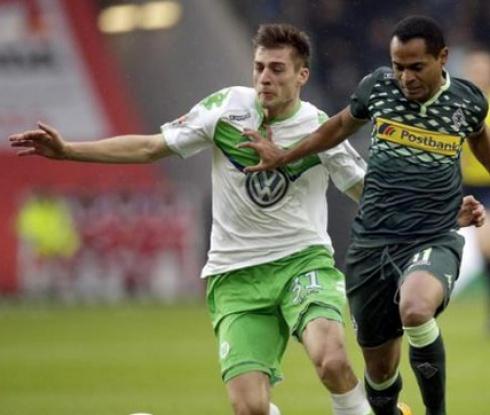 Волфсбург отстрани Гент в ШЛ (видео)