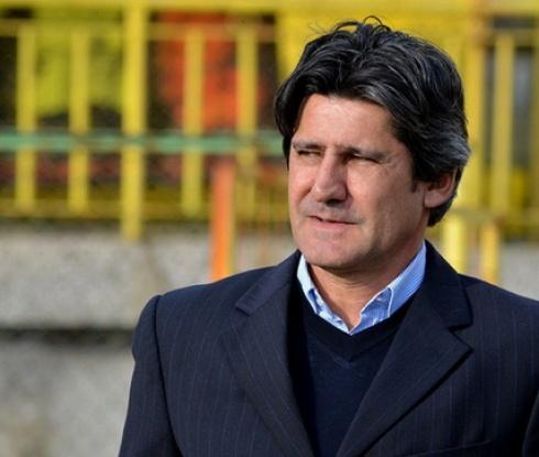 Костов: Желая Ботев да играе доминиращ футбол с преса по целия терен
