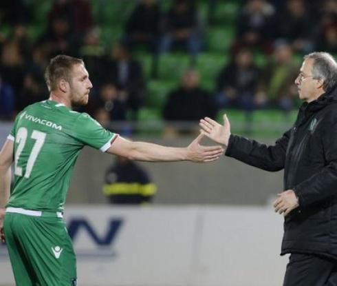 Георги Дерменджиев: Отиваме за победа в София