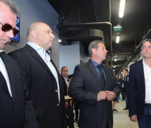 Кралев: Министерството не е давало пари на Левски