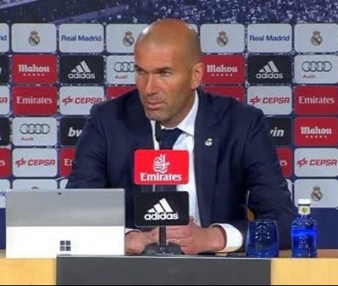 Зидан: Този път няма да вкараме два гола в първите 15 минути