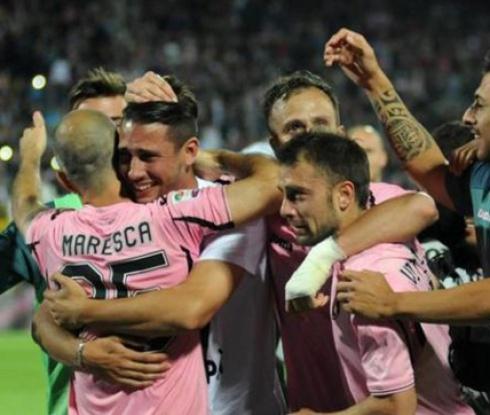 Още двама българи пред трансфер в Палермо