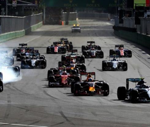 Нико Розберг спечели Гран При на Европа в Азербайджан