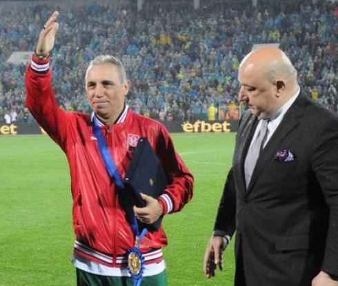 Кралев: На 27 юни чакаме оздравителен план на ЦСКА