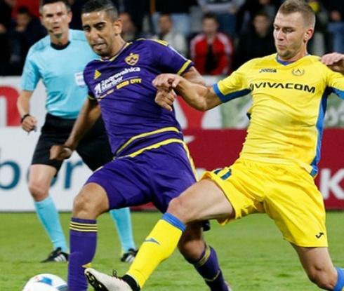 Левски ще играе срещу шотландци в случай, че подчини Марибор