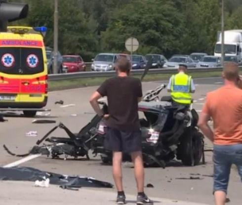 Двама играчи на Марибор загинаха в катастрофа!
