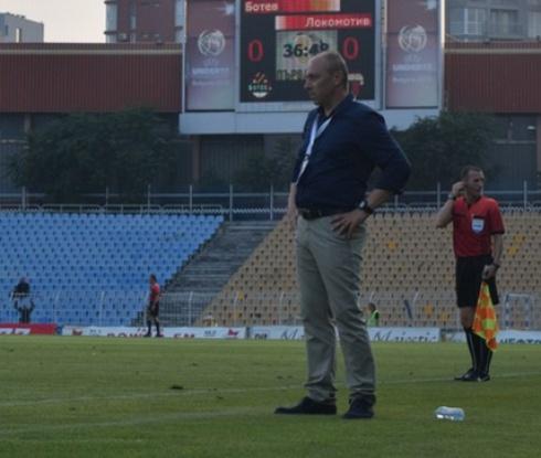 Илиев: Излизаме за трите точки срещу Левски, противникът ще е много опасен
