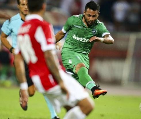 Той вярва в Господ, но и Господ вярва в него - Вандерсон, който иска да играе за България
