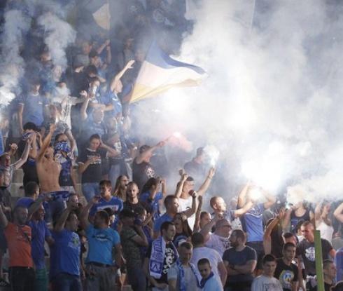 Бомби за БФС от феновете на Левски