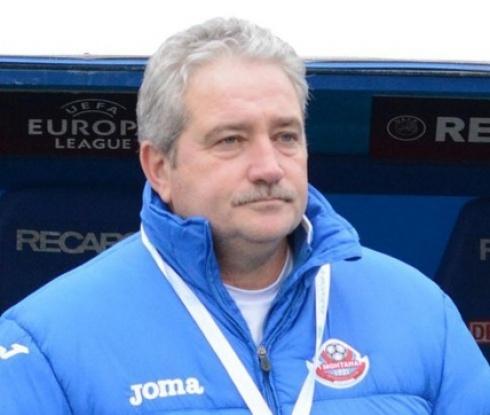Ферарио Спасов е новият треньор на Спартак Плевен