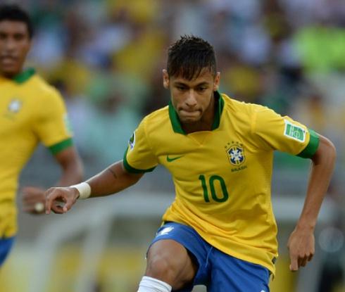 Роналдиньо: Скоро Неймар ще е футболист номер 1 в света