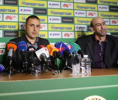 Лечков: В България има 7-8 милиона разбирачи от футбол
