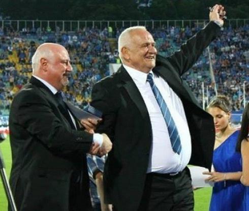 Люпко спрял шокиращ трансфер в Левски