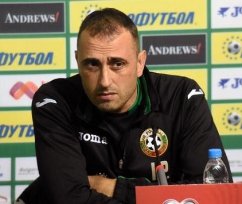 Петев напуска националния отбор, поема Динамо Загреб