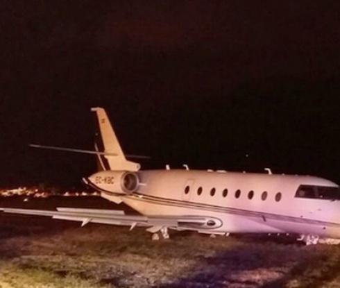 Затвориха летището в Барселона заради авария с частния самолет на Роналдо