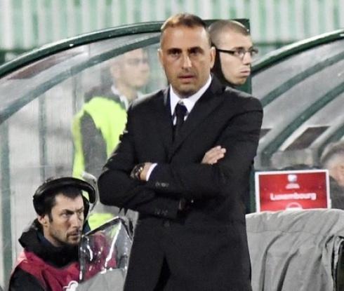 Петев стартира с 0:0 кариерата си в Хърватия
