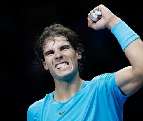 Григор срещу Надал на четвъртфиналите в Пекин