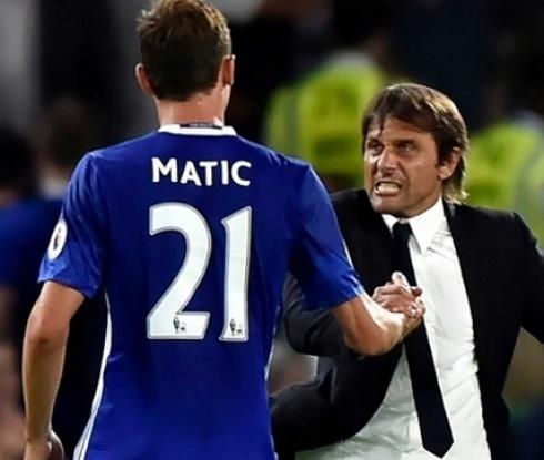 Билич: Не мисля, че Конте се опита да унижи Манчестър Юнайтед