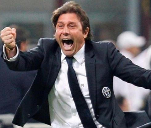 Конте: С този си отбор Ювентус трябва да атакува Шампионската лига