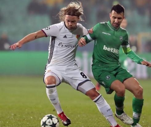 Дяков: Радвам се, че български отбор е с шансове в ШЛ