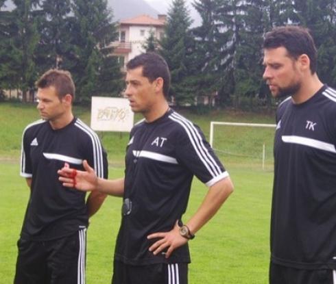 Бербатов уредил стаж на Томаш в Ман Юнайтед