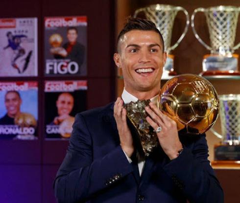 Роналдо: Знам, че съм по-добър от другите