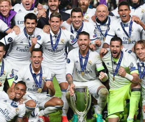 Реал Мадрид е най-оборотният клуб, 5 английски гранда допълват топ 10