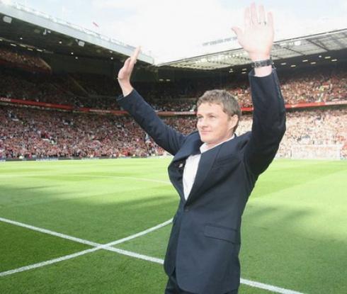 Оле Гунар Солскяр става селекционер на Норвегия