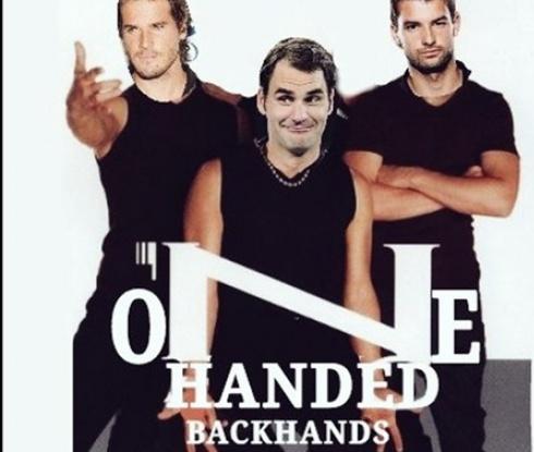 Предложиха име за групата на Федерер, Хаас и Григор (видео)