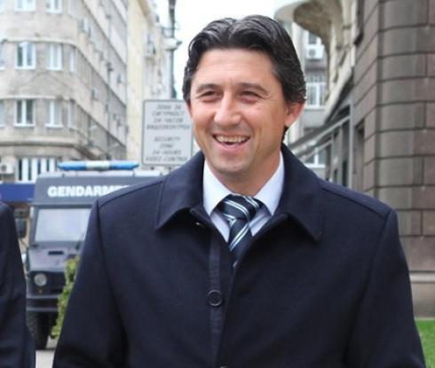 Боримиров: Първата ми цел е да удължа договора на Топузаков