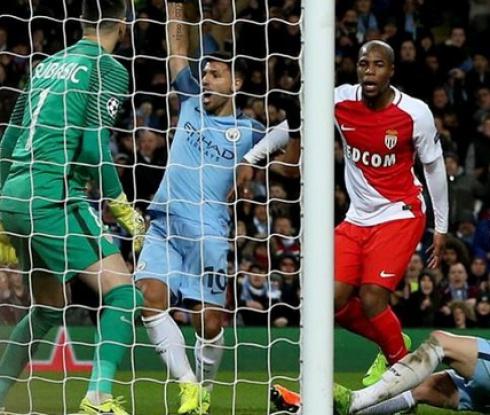 """Фантастична вечер на """"Етихад""""! Ман Сити надви Монако в мач с 8 гола (видео)"""